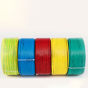 Electric Cable Wire Zrbv Copper Core 1 5 10mm home Decoration household Wire