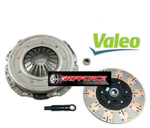 Valeo fx 11 Dual Friction Clutch Kit W o Slave 2005 2010 Ford Mustang Gt 4 6l