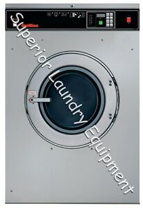 Unimac Uc60bn2 Washer extractor 60lb 220v 3ph Manual Start Reconditioned