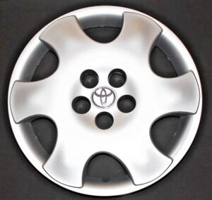 1 New Toyota Corolla 2003 To 08 Hubcap 15 Factory Original 61122 Wheelcover