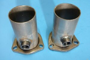 2 5 Header To 2 5 Od W 02 3 Bolt Gasket Style Collector Reducers Aluminized
