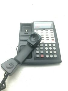Avaya Partner 18d Euro Black Office System Telephone Office Phone