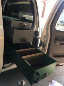 Cng Truck Tool Box For Full Size Pickup Truck W Cng Tank Came Off 2012 Chevy