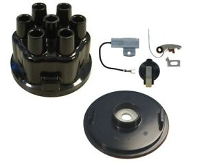 Ih Farmall 460 560 606 656 660 706 756 Ih Distributor Cap Ign Kit