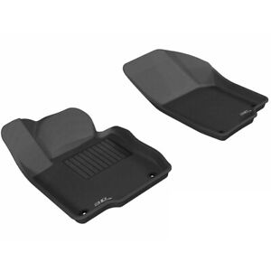 3d Maxpider Custom Fit Kagu All Weather Floor Mats For Ford 2005 2009 Mustang
