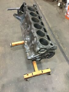 1971 Early Ford Bronco 170ci 6 Cylinder Bare Engine Block Stock Bore We Ship