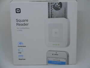 New Square Reader Universal Credit Card Terminal Swiper Chip Reader