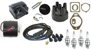 H4 Magneto Kit W Coil Ih Farmall A Av B Bn C H Hv Tractor