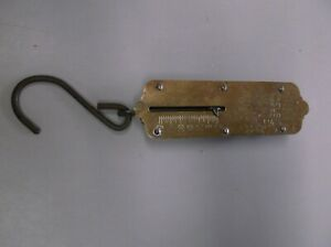 Excelsior Improved Spring Balance Scale Sargent Co Usa Made 50 Pound Scale