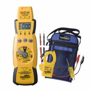 Fieldpiece Hs33 Expandable Manual Ranging Stick Multimeter Hvacr
