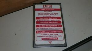 Ford 1984 97 Ngs Scan Tool Diagnostic Card Dq5