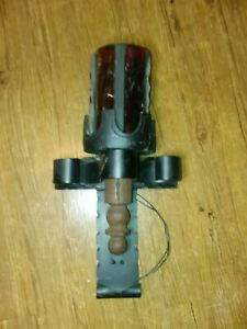 Architectural Salvage Reclaimed Gothic Medieval Torch Light Fixture Sconce Lamp