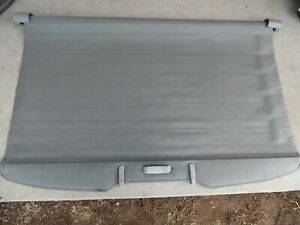 1987 89 Ford Oem Mustang Lx Gt Hatchback Hatch Trunk Cargo Roll Out Cover Gray