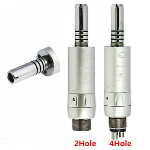 Dental W h Style E Type Air Motor Inner Water Low Speed Handpiece 2 4holes Rc 25