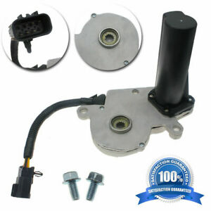4wd Transfer Case Motor For Gmc Chevy Truck Suv Encoder W rpo Code Np8 600 910