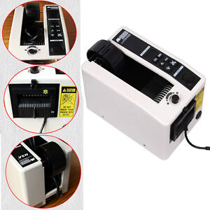 Led Display Automatic Tape Dispensers Adhesive Tape Cutter Packaging Machine
