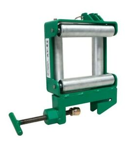 Greenlee Ctr100 100 Lbs Capacity Medium Duty Quick adjustable Cable Roller