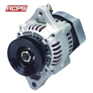 New Chevy Mini Alternator For Denso Street Rod Race 1 Wire