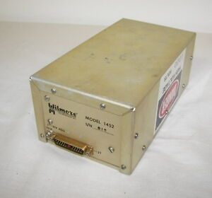 Wilmore Hv Power Supply Phonics Spectra Physics