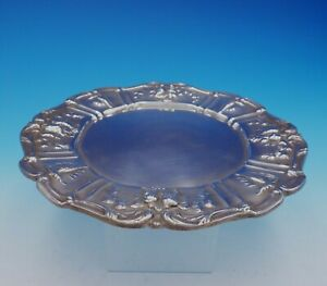 Francis I By Reed And Barton Sterling Silver Charger Plate X563 3334