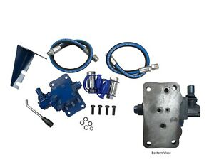 Ford 5000 5600 6600 7000 7600 Remote Hydraulic Single Spool Double Acting