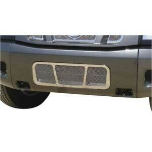T Rex Polished Upper Class Bumper Grille For Nissan Titan Armada 04 14