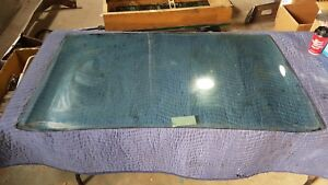 1966 1967 66 67 Dodge Charger Rear Glass Window Windshield Tinted Mopar A c Oem
