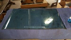 1966 1967 66 67 Dodge B Body Charger Rear Glass Window Windshield Tinted Oem R T