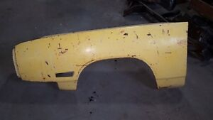 Coronet 70 1970 Left Front Fender Super Bee Dodge R T Driver Superbird Amazing