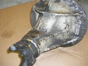 1955 1964 Corvette Chevy 3 08 Posi Positraction Rear End Differential 3789812
