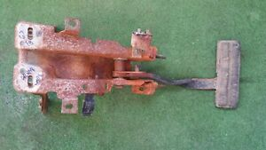 Brake Pedal Assembly Galaxie 500 Ford 1967 67 Galaxy