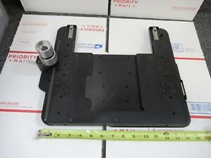 Leica Dmrb Germany Large Stage Specimen Table Microscope Part As Pictured