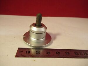 Leitz Hardness Tester Diamond Tip Indenter Microscope Part As Pictured