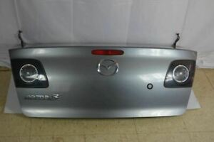 Trunk hatch tailgate Sedan Without Spoiler Fits 04 06 Mazda 3