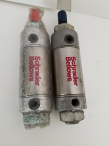 Lot Of 2 0150dx Srx1 000 1 1 2 X 1 Cylinder End Double Ac Plus One Other Cyl