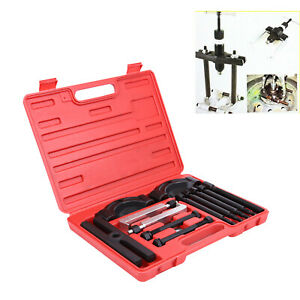 14pc Gear Puller Hub Bearing Separator Set Splitter Work Remover Tool Repair Kit