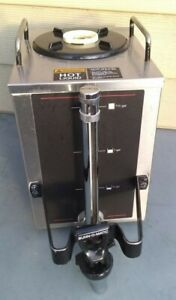 Bunn o matic 1 5 Gpr ff Top Handle Portable Commercial Server Coffee Catering