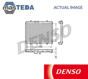 Denso Engine Cooling Radiator Drm07015 P New Oe Replacement