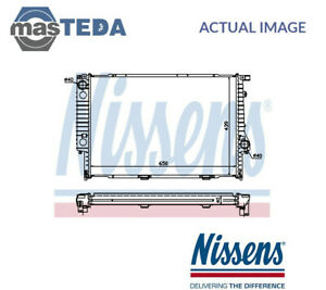 Nissens Engine Cooling Radiator 60747a P New Oe Replacement