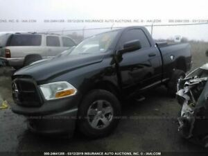 Hood Aluminum Without Dual Scoop Fits 09 18 Dodge 1500 Pickup 1784224