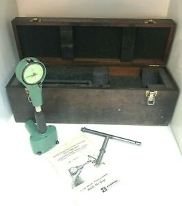 Federal 0001 Centralizing Hole Gage gauge Model 1201 Series With Case