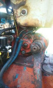 Steering Sector For Power Steering System On Ford 801 Diesel Tractor good Cond