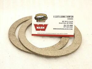 Warn 98382 Winch Brake Friction Discs For M8274 Truck Winch Pair