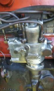 Roosa Master Injection Pump For Ford 801 Diesel Tractor Good Operating Pump