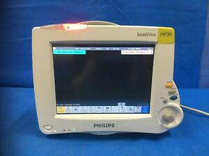 Philips Intellivue Mp30 Patient Monitor