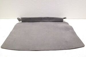 02 06 Acura Rsx Type s Oem Black Hatch Trunk Liner Mat Carpet