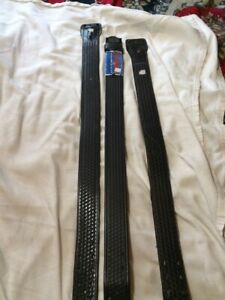 3 Basketweave Duty Belts 2 Bianchi 1 Smith And Wesson 30 36 28