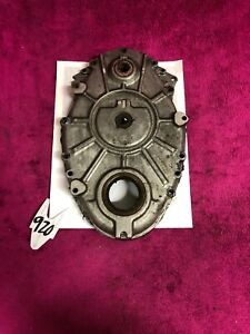 Chevrolet Camaro Corvette 350 Lt1 5 7 Timing Cover 10128289 Engine 350 Fbody