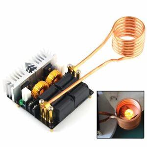 1000w Zvs Low Voltage Induction Heating Board Module Flyback Driver Heater