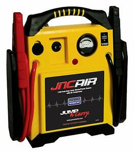 Clore Automotive Jump N Carry Jncair 1700 Peak Amp Jump Starter With Air Compres
